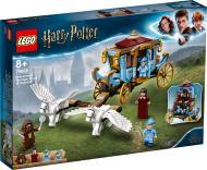 Конструктор LEGO Harry Potter Бобатонська карета: прибуття до Гоґвортсу 75958
