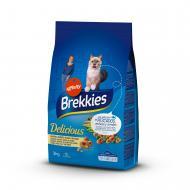 """Корм Brekkies BREKKIES """"Delice Fish"""" для дорослих котів 3 кг"""