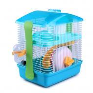 Клітка для гризунів AnimAll 28,5х19,5х27 см бірюзова Р679