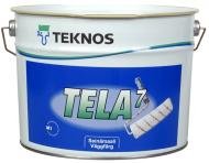 Фарба інтер'єрна акрилатна TEKNOS TELA 7 мат 2,7л