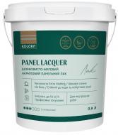 Лак панельний акриловий Panel Lacquer база ЕP Kolorit шовковистий мат 0,9 л безбарвний