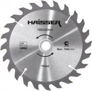 Пиляльний диск Haisser HS109005 190x30x2,4 Z24