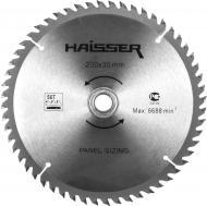 Пиляльний диск Haisser  200x30x2.4 Z56