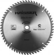 Пиляльний диск Haisser  250x30x3 Z60