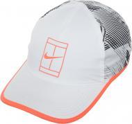 Бейсболка Nike 864106-100 р. one size разноцветный Court AeroBill