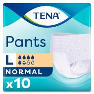 Підгузки-труси Tena Pants Normal L 100-135 см 10 шт.