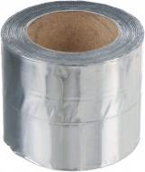 Стрічка клейка алюмінієва високотемпературна 50 мм х 10 м Normaizol