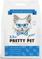 Наповнювач для котячого туалету ECO Instinct Pretty Pet Junior 2,5 кг