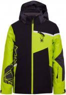 Куртка Spyder CHALLENGER 195010-969 р.10 черно-салатовый