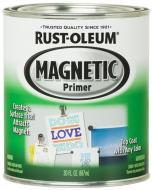 Фарба магнітна Rust Oleum Magnetic Primer темно-сірий 0,887 л 2,5кг