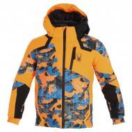Куртка Spyder LEADER 195080-979 р.2 коричневыйсиний