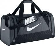 Спортивная сумка NIKE MISC BA4829-074 черный с серым