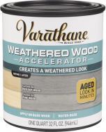 Морилка Varathane для искусственного состаривания древесины серый 0,946 л 1 кг