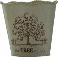 Вазон декоративный Family Tree W3579M