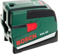 Нівелір лазерний  Bosch   PCL 20   0603008220