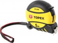 Рулетка Topex 27C395 5м x19мм