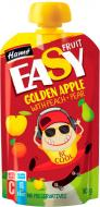 Пюре Hame EasyFruit яблуко з персиком, грушею і бананом 110 г 8595139788452