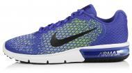Кросівки Nike AIR MAX SEQUENT 2 852461-401 р.11 синій