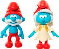 Набор фигурок Jakks Pacific Smurfs Papa Smurf & Smurfwillow 2 шт 96564 (96562)