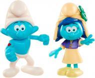 Набор фигурок Jakks Pacific Smurfs Hefty Smurf & Smurfstorm 2 шт 96565 (96562)