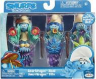 Набор фигурок Jakks Pacific Smurfs Lost Village Theme 3 фигурки 29271 (29270)