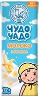 Коктейль молочний Чудо-Чадо Молоко з бананом TBA Slim 200 мл