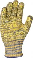 Рукавички Doloni з покриттям ПВХ крапка XL (10) 4242