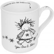 Чашка Ты звезда 500 мл 120236 Enesco