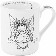 Чашка Ангел 400 мл 62090 Enesco