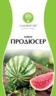 Насіння Садовий Світ кавун Продюсер 2г