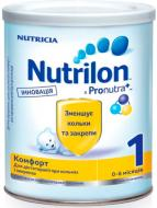 Суха молочна суміш Nutrilon Комфорт 1 400 г 8712400735575