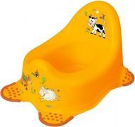 Горшок Prima Baby Funny Farm желтый 8722.456