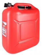 Каністра поліетиленова PROFI accessories червона з лійкою 160020k 20 л