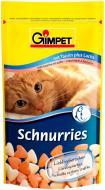 Вітаміни Gimpet Schnurries Лосось 50 г G - 409788