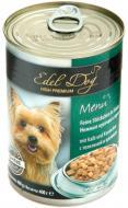 Консерва для собак телятина і кролик Edel Dog k 400 г 1000331