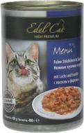 Консерва Edel Cat з лососем і форелью 400 г