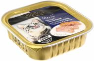 Корм Edel Cat паштет з лососем та форелью 100 г
