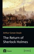 Книга Артур Конан Дойл «The Return of Sherlock Holmes» 978-617-7409-49-5
