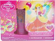Подарунковий набір Маленькая фея Чарівний карнавал гель + крем 95 мл (65500979)