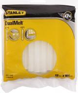 Стрижні клейові Stanley DualMelt 11 мм 24 шт. STHT1-70429