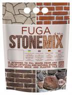 Заповнювач швів Polimin FUGA STONEMIX 5 кг пісочний