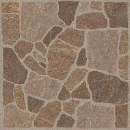 Плитка Golden Tile Cortile коричневий 2F7830 40x40