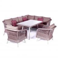 Комплект мебели Bella Vita Мелани 24 серый