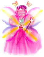 Костюм дитячий карнавальний рожевий 513528