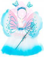 Костюм дитячий карнавальний блакитний 513573