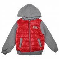 Куртка детская для девочки AKKUZU kids 8022 д/д р.116-122 красный