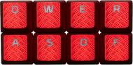 Ковпачки HyperX FPS MOBA Gaming (HXS-KBKC1) Змінні red