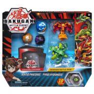Игровой набор Spin Master Bakugan Battle Planet: большой набор из 5 бакуганов в ассортименте SM64425