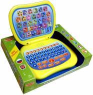 Розвиваюча іграшка Малыши Мій перший ноутбук 82003