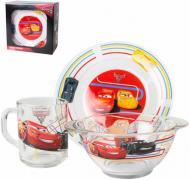 Набір дитячого посуду Disney Cars 3 предмети ОСЗ
